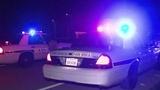 Woman's body found in burning car