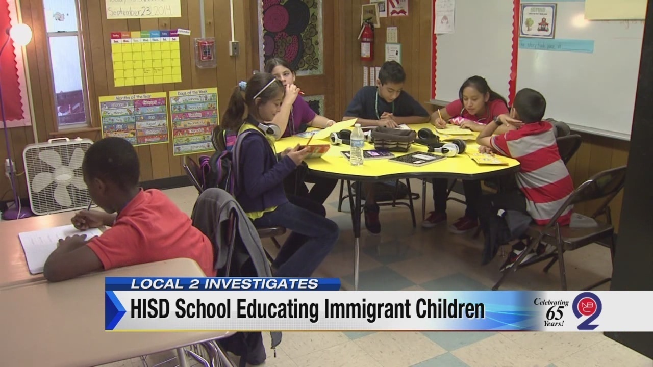 Education for Illegal Immigrant Children - YouTube