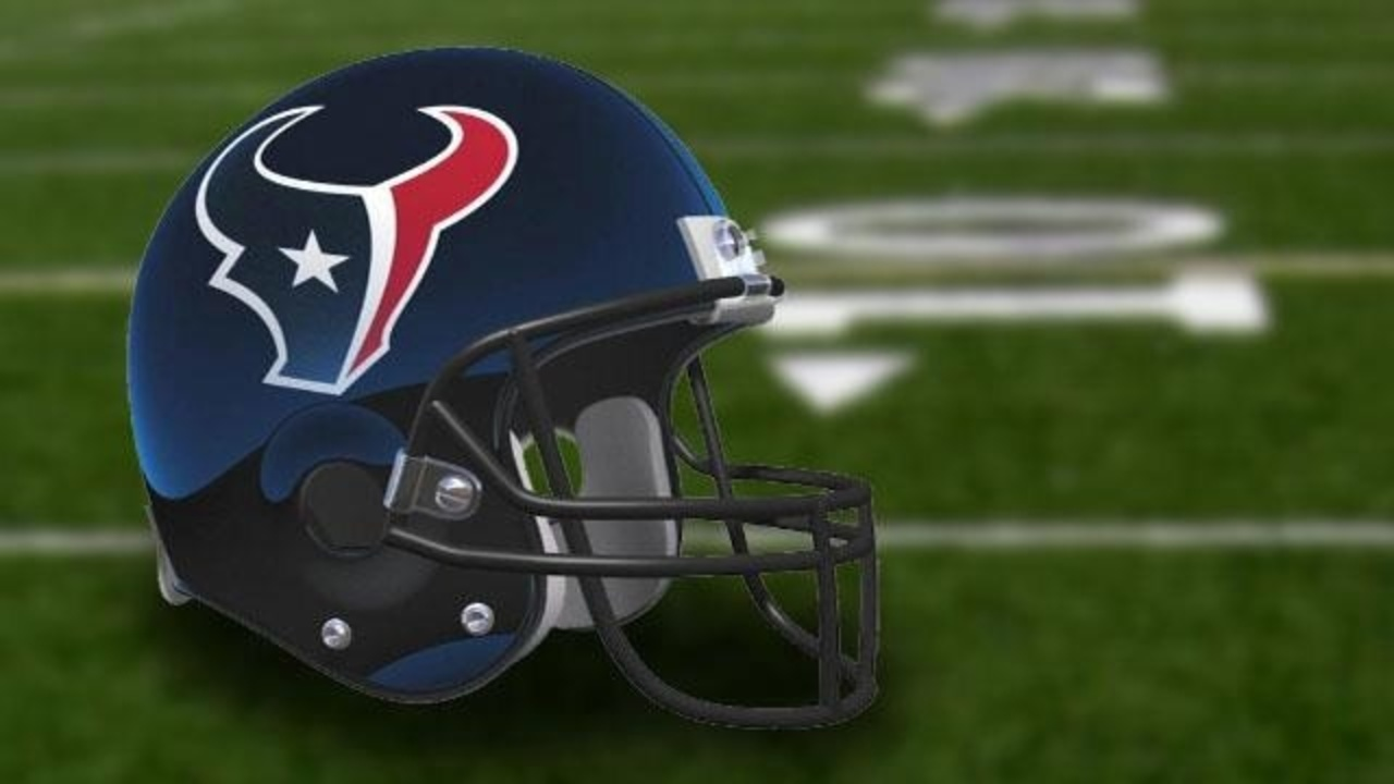 Houston Texans Logo on Helmet Graphic  GENERIC  HD 12 19 08   18320545 492343 ver10 1280 720