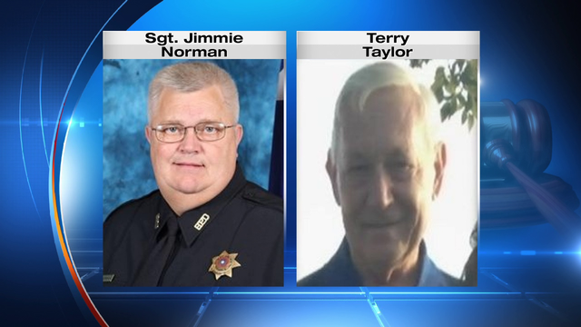 Shooting victims Jimmie Norman Terry Taylor