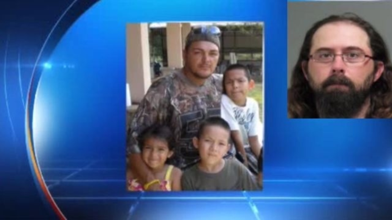 Father of three killed after dispute over loose pit bull in...