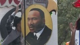 Thousands pack Houston streets for MLK parades