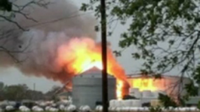 Texas fertilizer plant