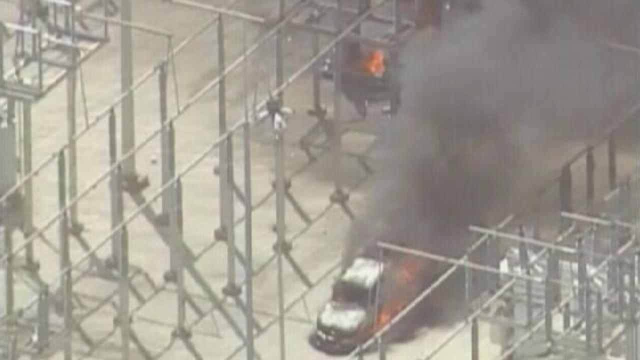 Fire reported at oxy vinyls plant in la porte for La port news