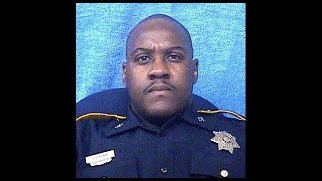 Sgt. Dewayne Polk