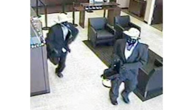 Chase Bank Robbery 2