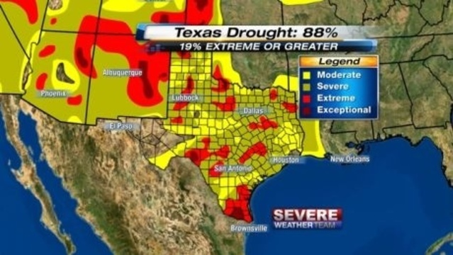 Drought Monitor 08-30-13