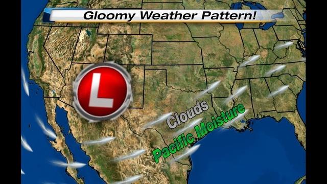 Weather Forecast Jan 9