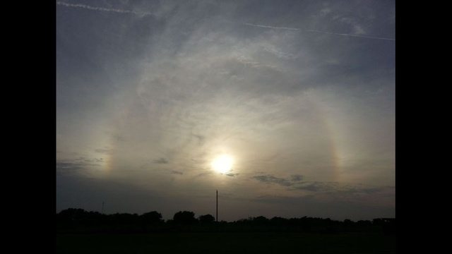 22 Degree Halo Ground