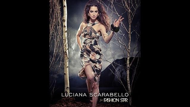 Luciana Scarabello ad campaign