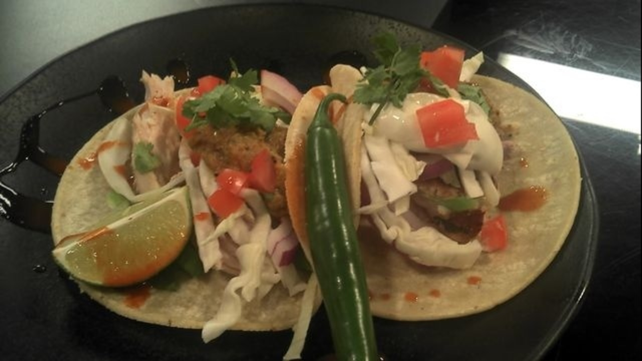 Mahi mahi fish tacos for Mahi mahi fish tacos