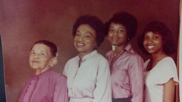 Mama Mom and Sisters