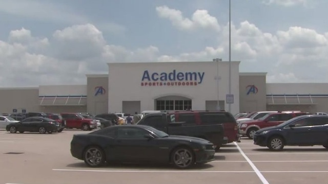 Man accused of stealing from academy