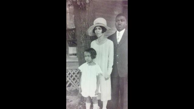 Mom Grandmom and Rev Cole
