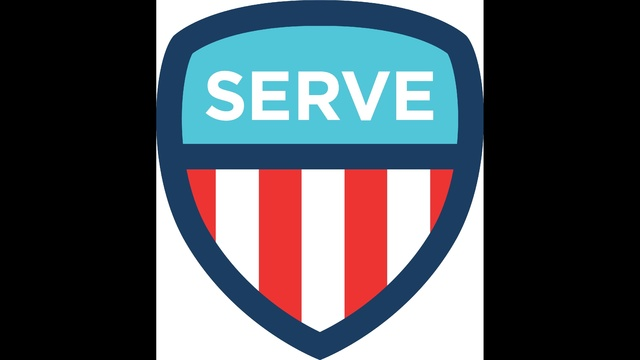 Natioanl Day Of Service Badge