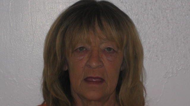 Patricia Rutledge Mug Shot