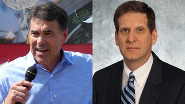 Rick Perry, Brad Livingston