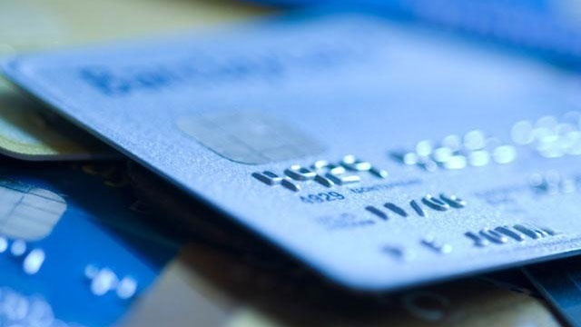 credit cards file photo