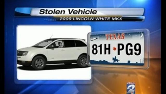 stolen-MKX