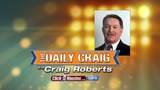 The Daily Craig: The day after