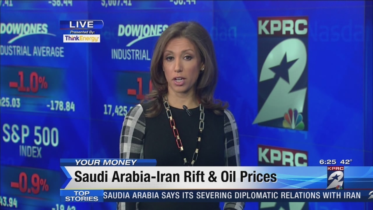 Your Money Report: Saudi Arabia-Iran rift and oil prices