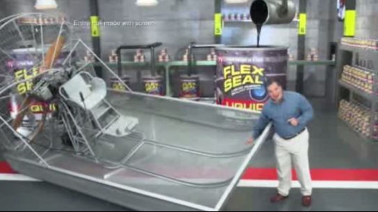 As Seen On Tv Tuesday Flexseal Put To The Test