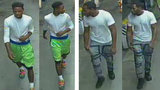 2 men sought in aggravated robbery at apartment complex