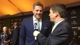 TONIGHT AT 10:  What Texan JJ Watt had to say about his big win at tonight