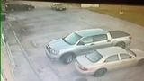 Thieves caught on camera targeting parking lot in northwest Houston