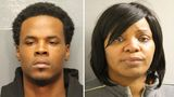 Two accused of setting little girl on fire