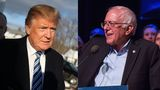 Donald Trump, Bernie Sanders win New Hampshire primaries