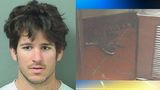 Man arrested for allegedly throwing alligator through Wendy