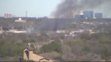 WATCH LIVE: HFD battles 2-alarm warehouse fire in southwest Houston