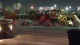 Gas leaks overnight in southwest Houston