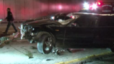 No injuries reported in major overnight freeway accident