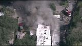 WATCH LIVE: Firefighters battle 2-alarm apartment fire in SW Houston