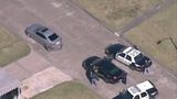 WATCH LIVE: Standoff underway with driver after police chase in SE Houston