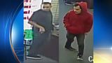 Two men wanted in armed robbery of Houston title company