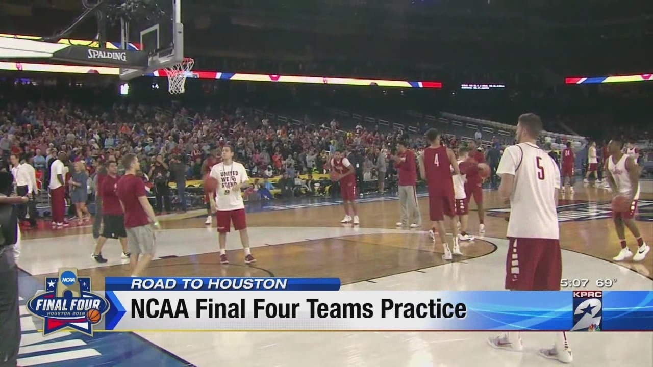 NCAA20Final20Four20teams20practice20 20Randy20160401222357 2510987 ver10 1280 720