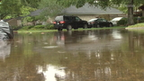 Some Houston streets barricaded to prepare for possible flooding