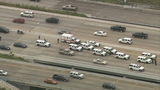 Officer-involved shooting reported on Beltway 8 near Bellaire Boulevard