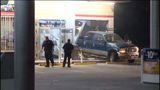 Thieves smash truck into north Houston Chevron convenience store