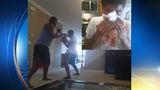 VIDEO: Father charged, son removed from home after boxing video on Facebook