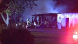 Family, infant escapes Brazoria County house fire