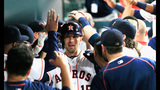 Castro homers, drives in 4 to help Astros rout Twins 16-4