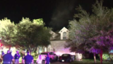 Three people escape house fire in northwest Harris County