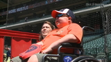 Astros' Jose Altuve hits homerun for cancer patient