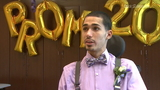 Hospital holds prom for teenage patient injured in car crash