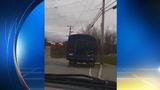 Good samaritans stop 12-year-old's joyride on school bus