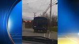 Good samaritans stop 12-year-old's joyride on school bus